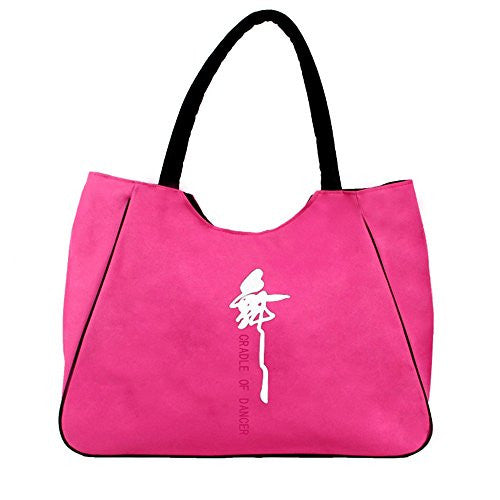 Girls Dance Tote (pink)