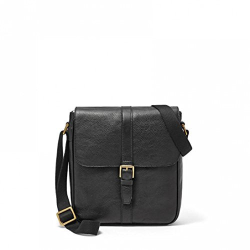 Fossil Estate Ns City Bag Black Mbg9088001