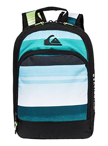 Quiksilver Boys Chompine - Medium Backpack Medium Backpack Blue One Size
