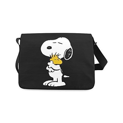 Angelinana Custom Snoopy 2 Homestuck Messenger Bag Shoulder Bags