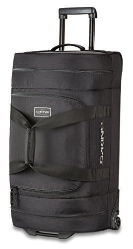 Dakine Duffle Roller Bag Backpack, 58 L/One Size, Black