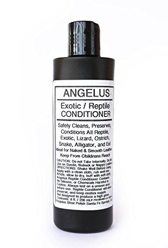 Angelus Reptile & Exotic Deep Conditioner Preserver Lotion #212 8 oz