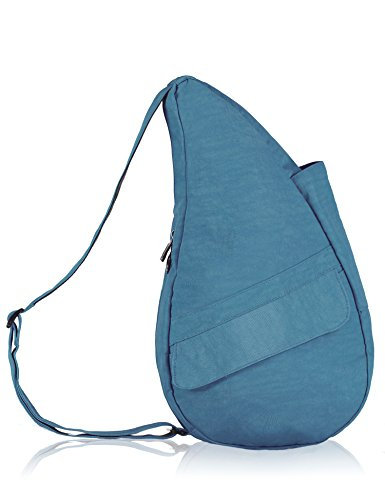 AmeriBag Healthy Back Bag ® evo Distressed Nylon Small (Bluebird)