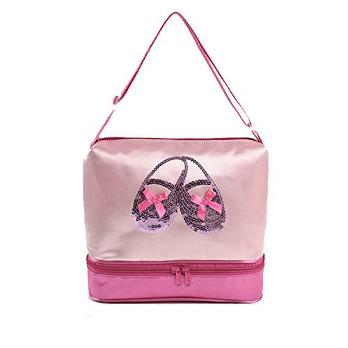 kid's girl Duffle Shoulder Strap dance bag