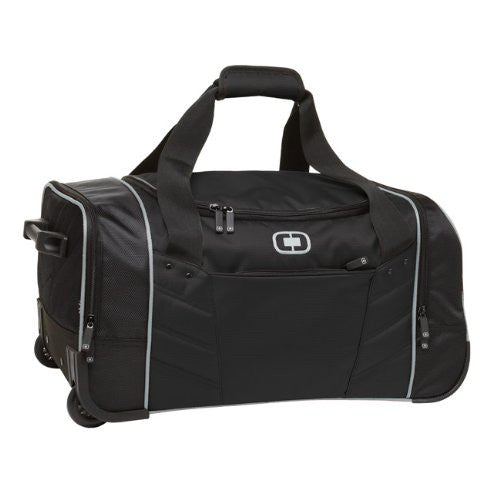 "Ogio Hamblin 22"" Wheeled Duffel Bag (Black)"