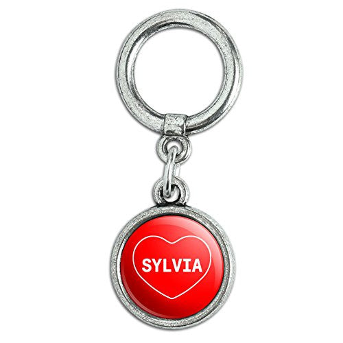 Shoe Sneaker Shoelace Charm Decoration I Love Heart Names Female S Stef - Sylvia