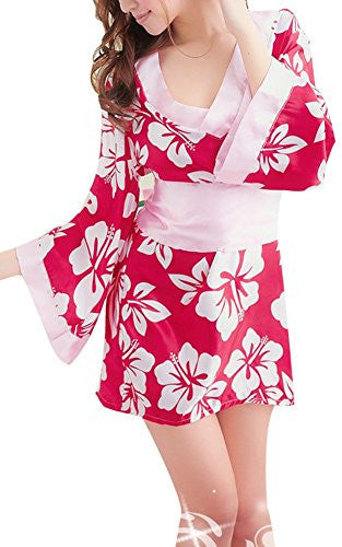 Paplan Blossom Shatter Japanese Kimono Outfit Cosplay Costume