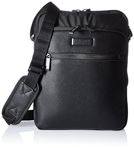 Kenneth Cole Reaction Vadornox Tablet Bag, Black