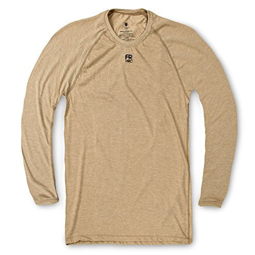 Tyndale Men's FRC FRMC Layer 1 Performance Long Sleeve T-Shirt 2XLARGE Tan