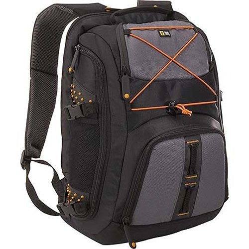 Camera & Laptop Backpack BL/GR