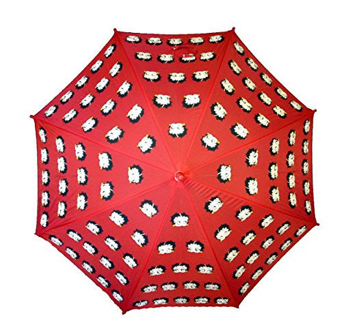 Red Betty Boop Umbrella