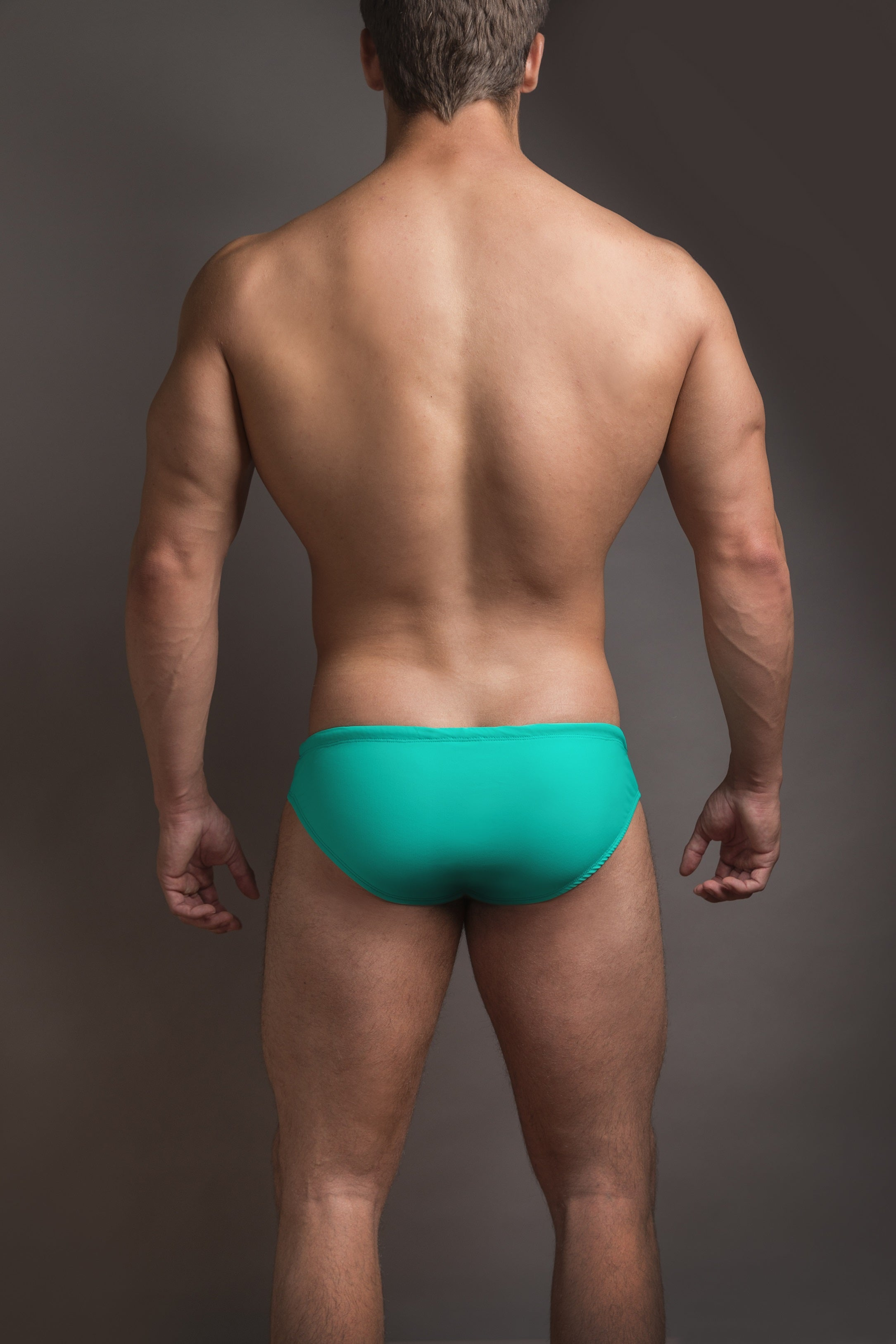 St. Rogue Men's Emerald Booty Swim Brief