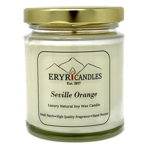 Seville Orange Candles