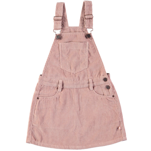 Molo Carolyn Dress Ss Dusty Pink-Dress-MOLO- babies, kids and moms fashion, decor and accessories at Modern Kids Society USA