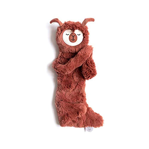 Slumberkins - Alpaca - Cuddly Creatures with Intention (Snuggler, Silken Copper)