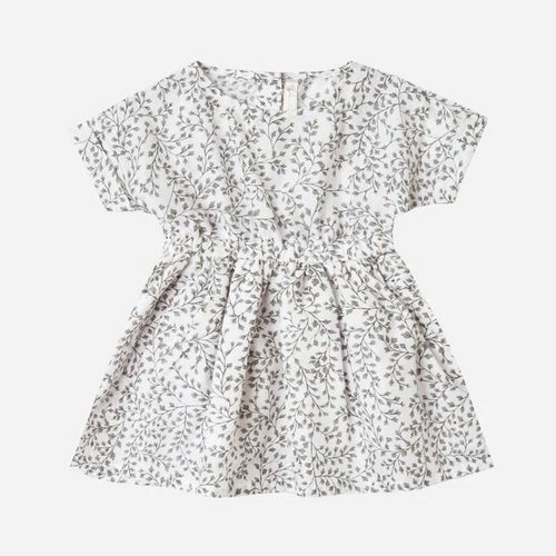 Rylee & Cru kat dress dainty leaves
