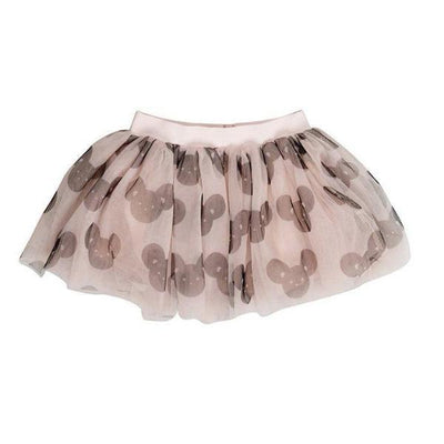 Huxbaby Tulle Skirt Tearose-SKIRT-HUXBABY-Billie & Axel, Montreal, Canada & USA