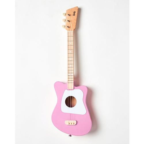 LOOG Mini Guitar Pink-GUITAR-LOOG- babies, kids and moms fashion, decor and accessories at Modern Kids Society USA