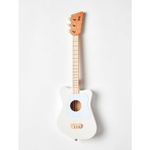 LOOG Mini Guitar White