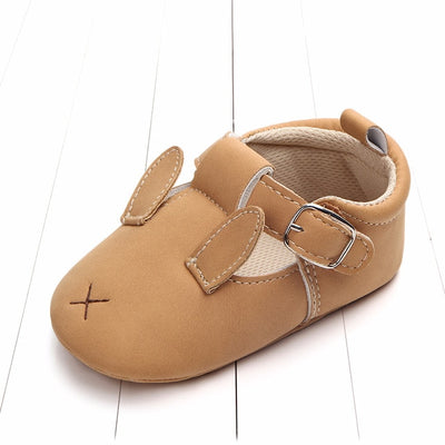 Baby Soft Mocassins Nubuck Leather