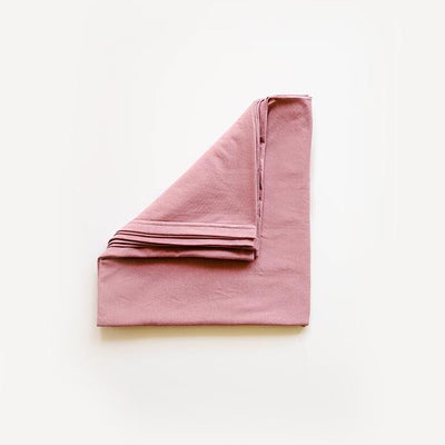 Snuggle Me Organic Cotton Baby Swaddle Rosewood