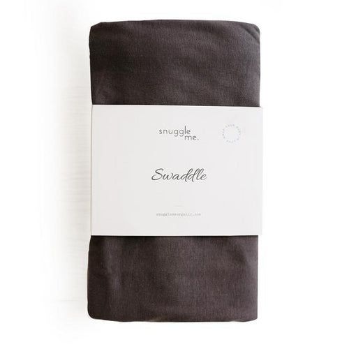 Snuggle Me Organic Cotton Baby Swaddle Sparrow