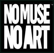 no muse no art, creatives, artists, rah crawford, tee, design, fashion, streetwear.