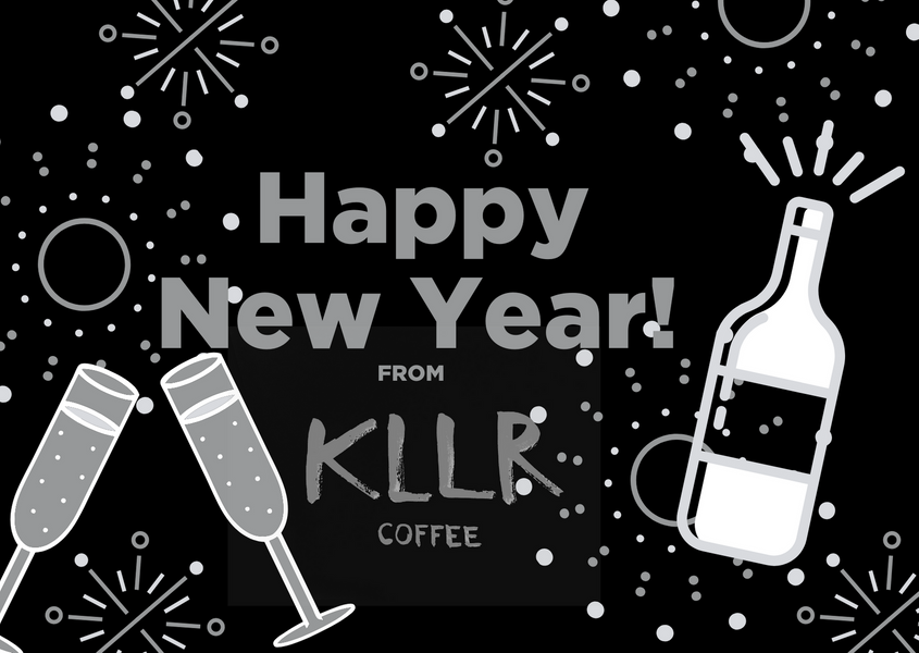 A Coffee Lover's Guide to New Year's Resolutions