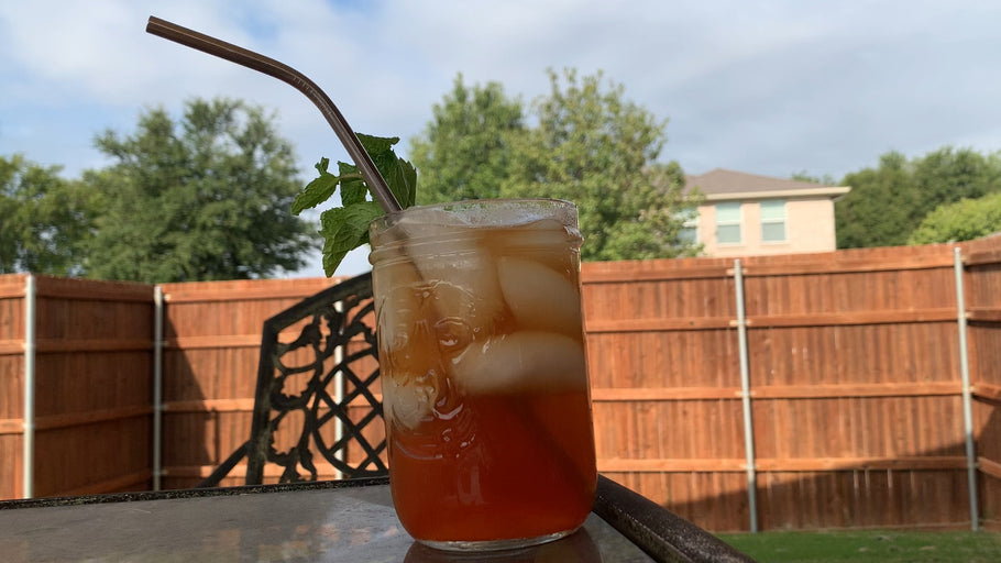 KLLR Home Kitchen: DIY KLLR Cascara Soda