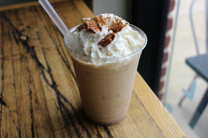 Celebrating Seasonality: Seasonal Menus & the Maple Pecan Iced Latte