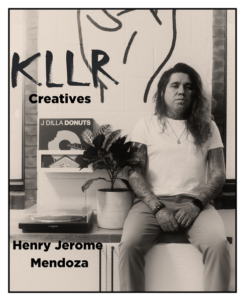 "Henry Jerome Mendoza - Creative Expression ""By Any Medium Necessary"""