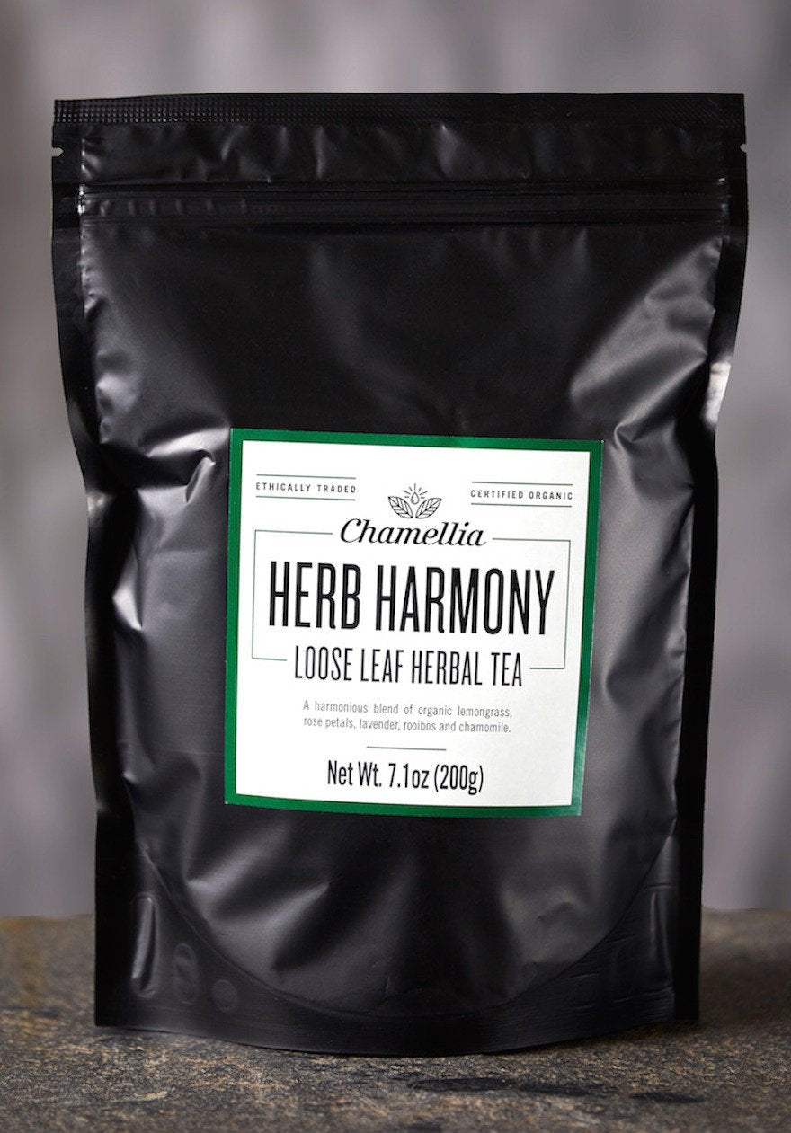 Somage - Herbal Harmony Tea Loose Leaf - 7.1oz (200g)