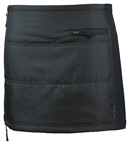 Skhoop Katarina Mini Skirt, Black, X-Large