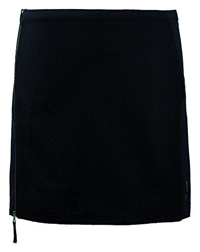 Skhoop Penny Short Skirt, Black, Medium