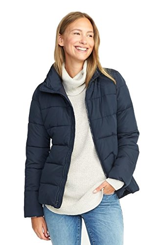 Frost-Free Jacket For Women-Retail 49.99-Ours $39.99 (Large, Navy Captain)
