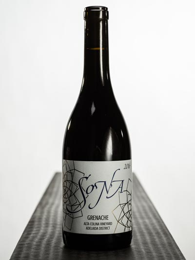SōNA Estate - 2016 Whole Cluster Grenache Alta Colina Vineyard