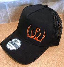 Pursue The Wild Tall Trucker Logo Hat