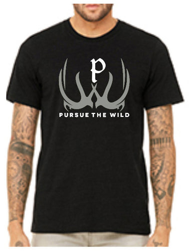 Pursue The Wild Men's Logo T-Shirts