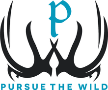 Pursue The Wild Stickers