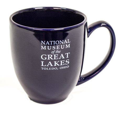 Blue Great Lakes Mug