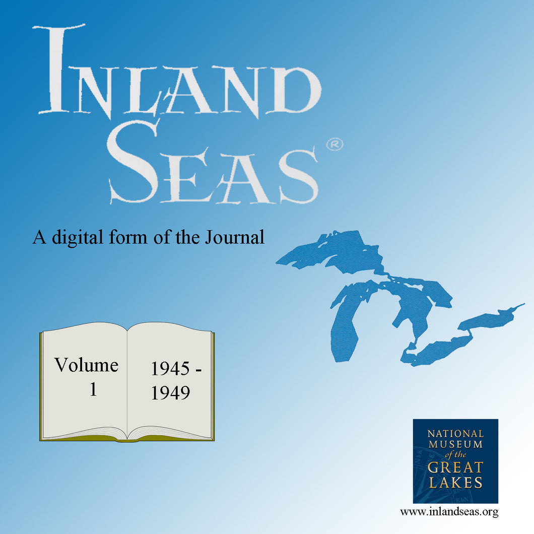 Inland Seas Digital Editions