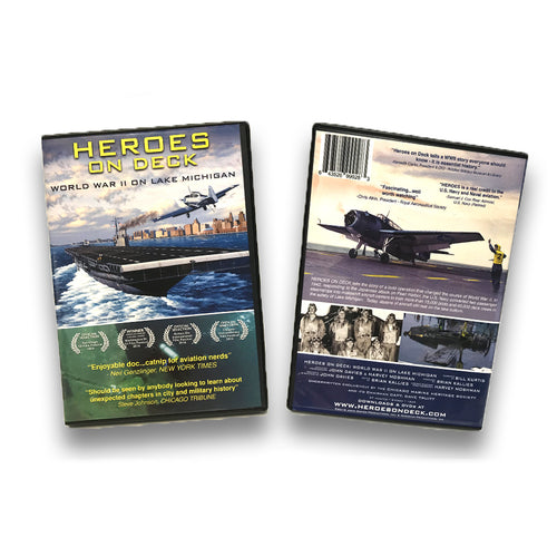 Heroes On Deck DVD