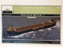 Lake Freighter Mini Kits