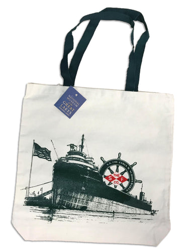 Col. James M. Schoonmaker Canvas Tote Bag
