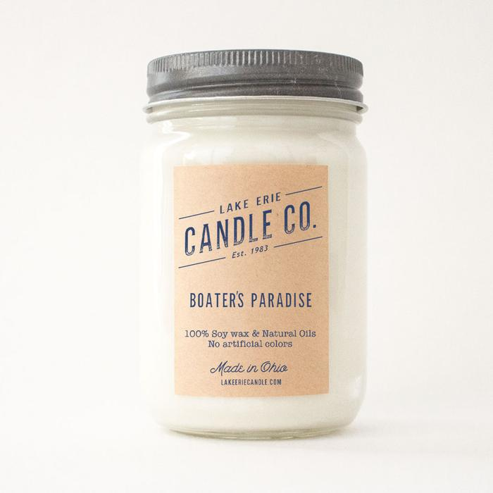 Lake Erie Candle Co. 12oz Jar Candles