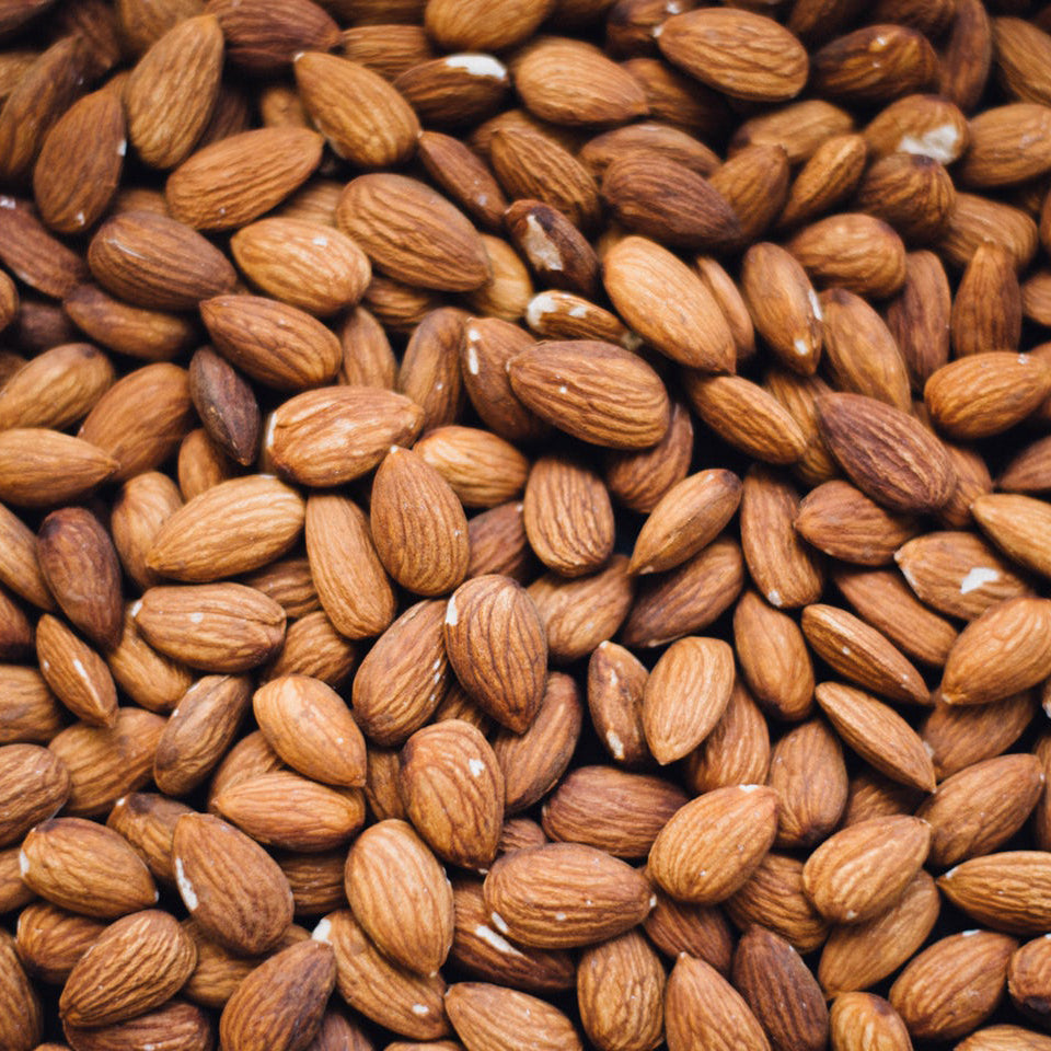 Almonds, the health nut