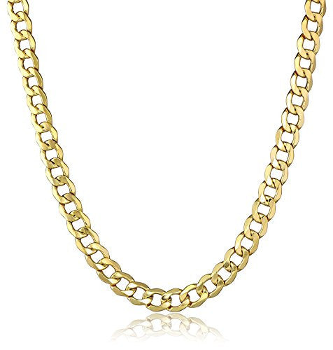 Men's Large Curb chain 22