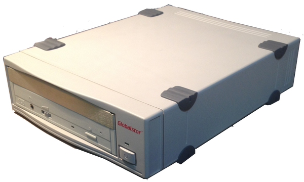 Chicken SCSI CD-ROM Drive