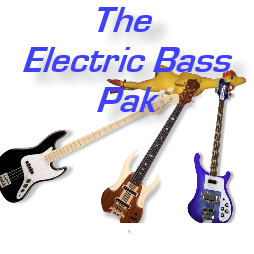 Electric Bass Pak