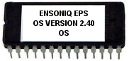 Ensoniq EPS ROM Chips